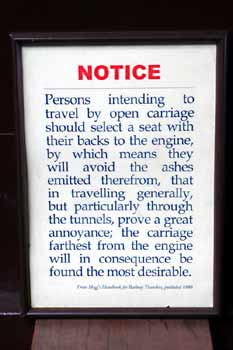 steam engine smuts smoke information