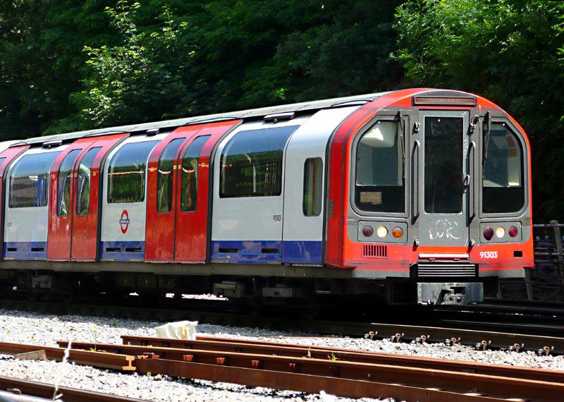 Central Line - Railfanning London's Railways
