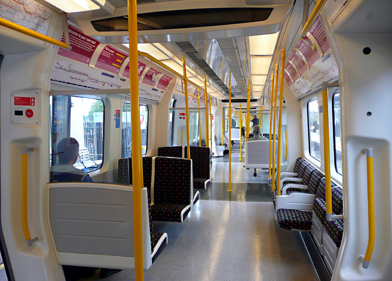 Metropolitan line railfanning london 39 s railways - Carrage metro ...