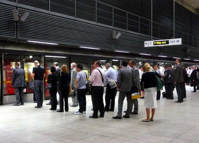 Jubilee Line Railfanning London S Railways
