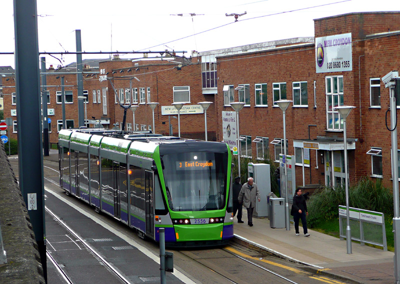 London Croydon Tramlink Railfanning London S Railways