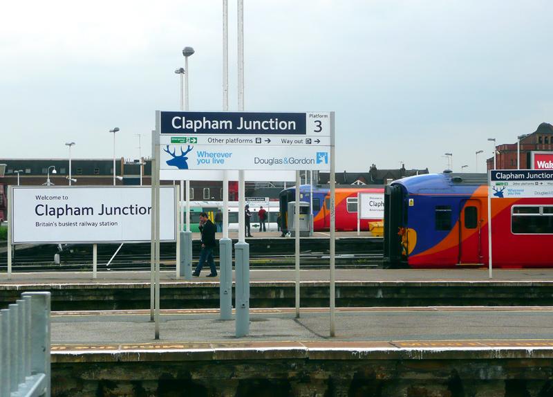 info national rail london
