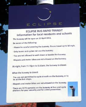 Eclipse BRT.