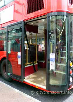 New Bus For London NBFL NB4L NRM Routemaster