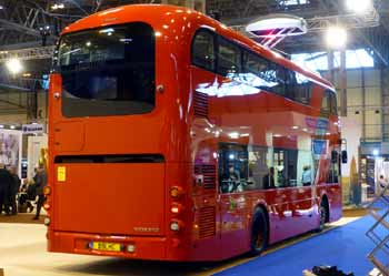 New Bus For London SRM Routemaster