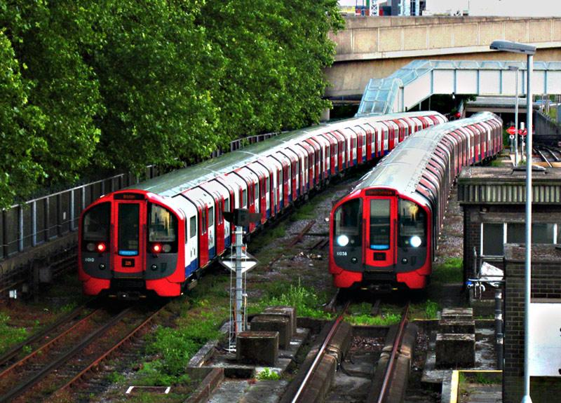 Victoria Line - Railfanning London's Railways