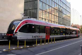 Austin Texas Capital MetroRail.