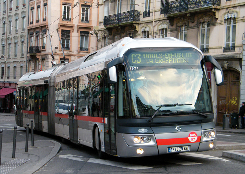 Buses sub page electric buses page 1 - Lyon to geneva bus ...