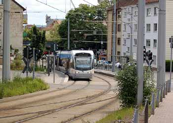 Saarbrücken Tram-Train.