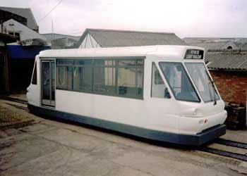 Parry People Mover PPM50