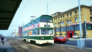 An eclectic planetwide Potpourri of trams.