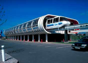 Merry Hill Monorail.
