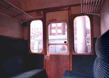 Class 307 Passenger Compartment.