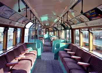 London Transport 1938 Tube Stock.
