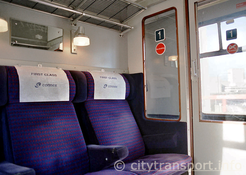 Passenger Train Variations Medium Distance Trains