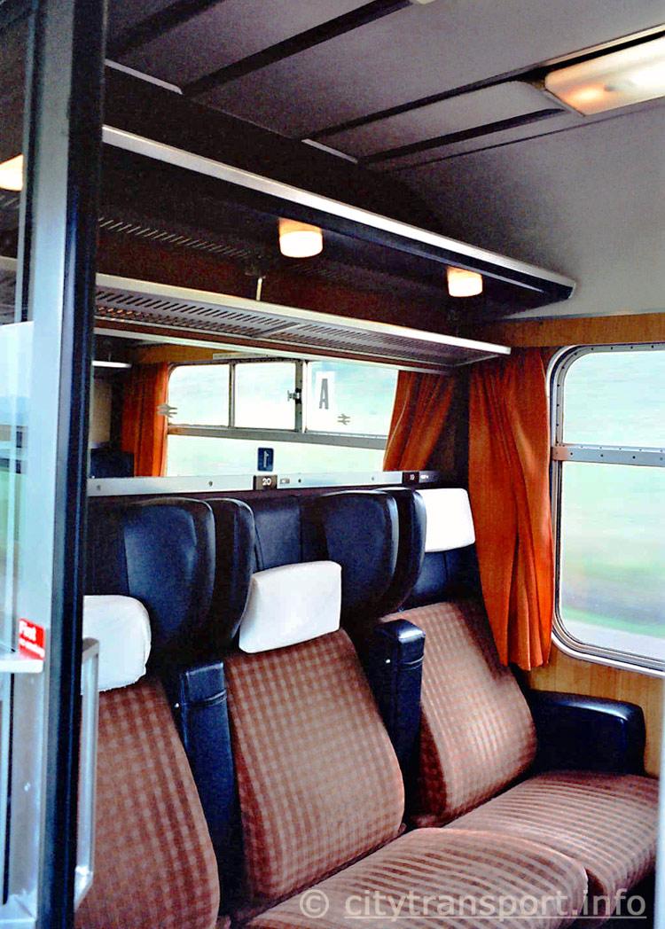 The Private Train Compartments | Transsib