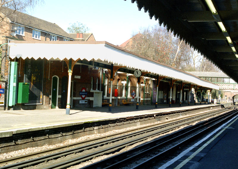 Buckhurst Hill Station Essex.